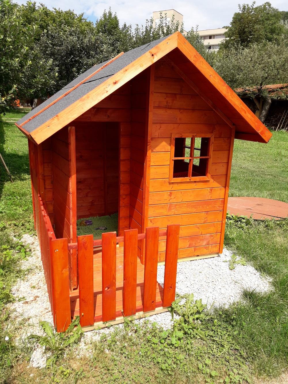 Casetas de madera para terraza amazing caseta infantil for Casetas para terrazas